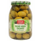 Оливки зеленые Delizie Di Riviera Giganti 960г