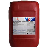 Моторное масло Mobil Delvac XHP TRANS OIL 75W-80 (20 л.)