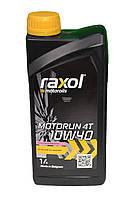Моторное масло Raxol Moto Run 4T 10W-40 (1л.)