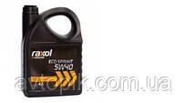 Моторное масло Raxol ECO SPRINT SL/CF A5/B5 5W-40 (4л.)