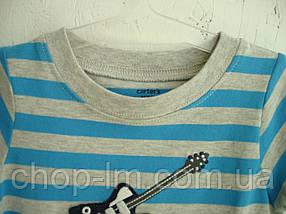 """Песочник от Carter's """"Гитара"""" (пісочник """"Гітара"""" для хлопчика малюка), фото 2"""