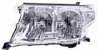 Фара левая Toyota Land Cruiser J200