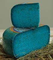 Сыр Базирон песто с лавандой Pesto Lavanda (режем от 300 грамм)