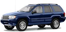Тюнинг, обвес на Jeep Grand Cherokee (1995-2005)