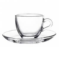Набор для чая из безцветного стекла CB77797948