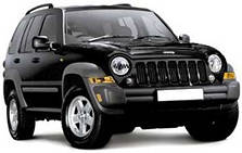 Пороги на Jeep Cherokee Liberty (2001-2008)