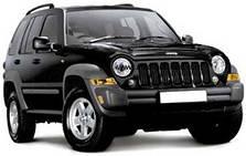 Пороги на Jeep Cherokee Liberty (2001-2008)