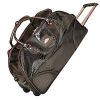 Элегантная деловая сумка дорожная на колёсах 2-ка BD53013, фото 1