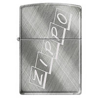 Зажигалка Zippo 324695 ZIPPO DIAGONAL WEAVE