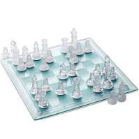 Подарочные стеклянные шахматы большие NN7210112