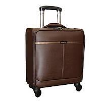 Кожанный чемодан пилот кейс Duoteli