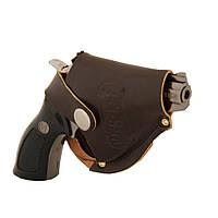 Зажигалка револьвер в кобуре ZM62277