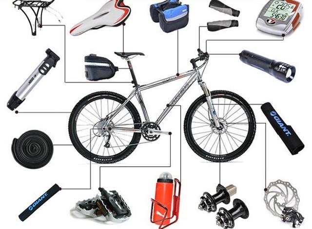 Запчастини Велосипедні