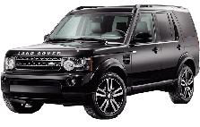 Пороги на Land Rover Discovery (2005-2010)