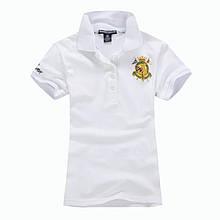 Большой размер Teenie Eenie серия RUGBY CLUB женская футболка поло жіноча