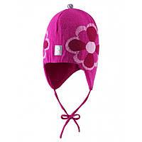 Детская зимняя шапка для девочки Reima 518237-4620.  Размер 46, 48, 50 и 52.