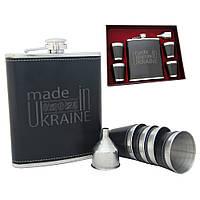 Большая фляга made in Ukraine FP610121, фото 1