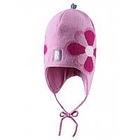 Детская  зимняя шапка для девочки Reima 518237-4140.  Размер 46, 48, 50 и 52.