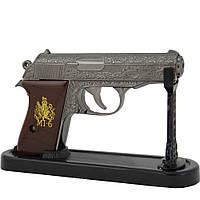 Зажигалка пистолет агента 007 ZM6106, фото 1