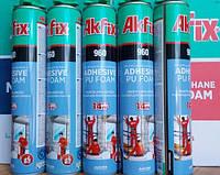 Клей-пена AkFIX для ППС, 850мл, под пистолет