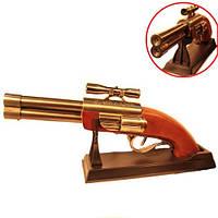 Зажигалка мушкет с прицелом ZM227420