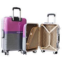 Элитный чемодан пластиковый SP510532, фото 1
