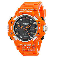 Бюджетные часы Casio G-Shock Red Bull Orange