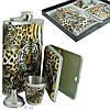 Фляга на подарок Хищник, портсигар, стаканчик и лейка. 260 мл FP907170