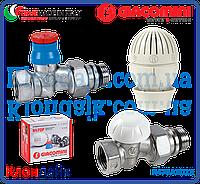 Giacomini Комплект для подключения радиаторов, прямой 1/2 X16