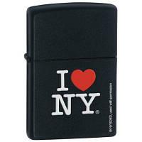 Зажигалка Zippo 24798 I Love New York черная 24798