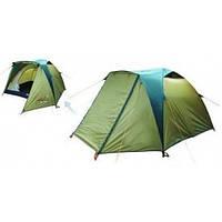 Двухслойная трехместная палатка PL40510111