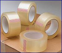 Упаковочный скотч 45 мм х 182 м х 40 мкм