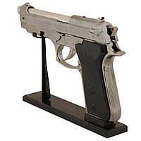 Зажигалка пистолет M-9 ZM612642, фото 1