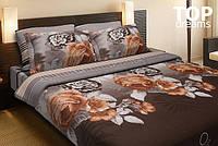 Комплект постельного белья TOP Dreams Карамель