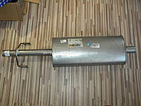 Глушитель на Мерседес Спринтер 208-416 2000-2006 ASMET (Германия) 02044