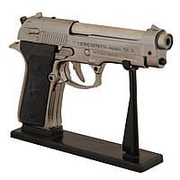 Зажигалка пистолет Беретта (маленький) ZM33121, фото 1