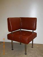 """Кресло угловое для офиса """"Рубик"""" под заказ, офисное кресло от производителя, купить офисное кресло"""