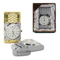 Подарочные зажигалка часы оптом ZP211860