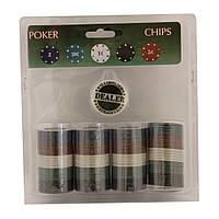 Набор для покера 100 фишек 62006, фото 1