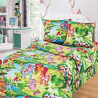 Бязь для детского постельного белья 150 см Волшебные сны