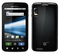 Бронированная защитная пленка для экрана Motorola ATRIX 4G