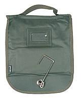 Сумка для туалетных принадлежностей, несессер MilTec Olive 16002001