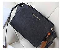 Cумка-crossbody . Michael Kors Selma black