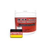 BCAA Kapseln 750 mg 2:1:1 180 caps