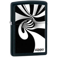 Зажигалка Zippo 28297 Spiral Black & White
