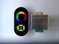 RGB Контроллер с радио управлением 18А (сенсорный +5 кнопок), фото 1