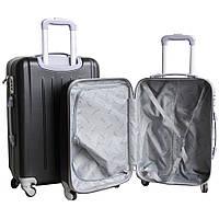 Стильный пластиковый чемодан SP510401, фото 1