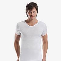 Рибана белая футболка мужская, Oztas. FO17911049