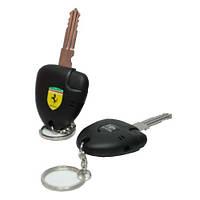 Зажигалка с логотипом автомобильный ключ ZG226060