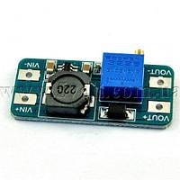 Преобразователь повышающий 28В 2А компактный на MT3608, фото 1
